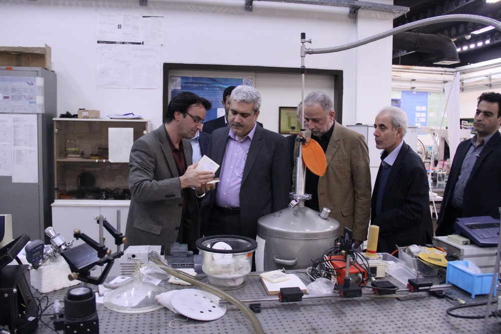 Visit of Dr. Sattari (Vice President for Science and Technology)_2